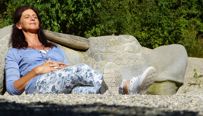 ¿La menopausia hace aumentar de peso?