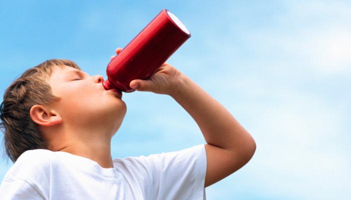 Los niños y las sodas: Moderación vs abuso