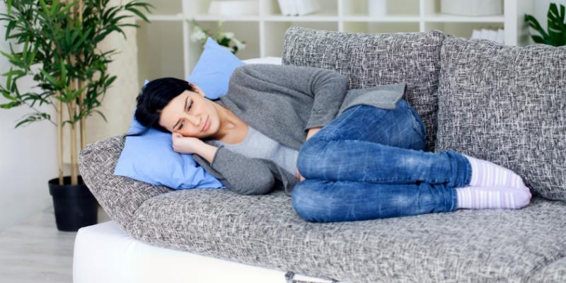 El dolor durante el ciclo menstrual es real