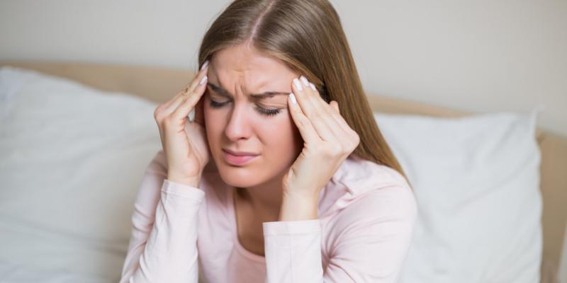 Hay desencadenantes comunes del dolor de cabeza