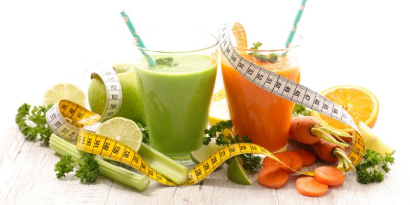 ¿Mito o verdad?: Se puede «desintoxicar» el cuerpo con jugos o dietas especiales