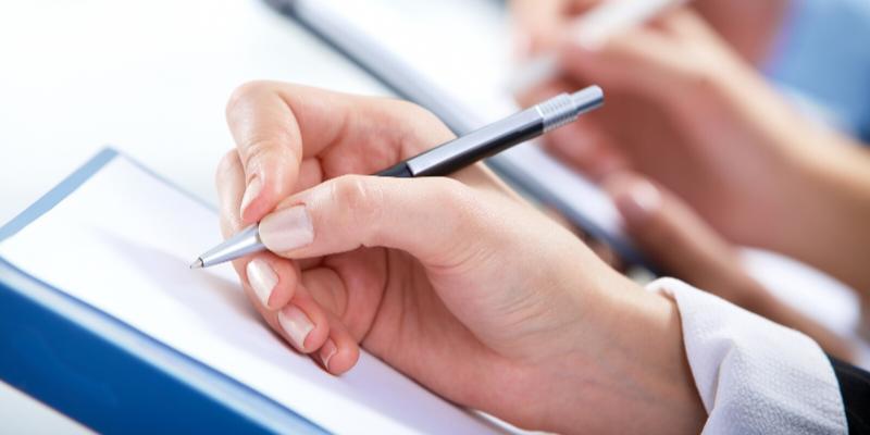 ¿Sabía que?: Las cosas escritas a mano pueden ayudar a su memoria