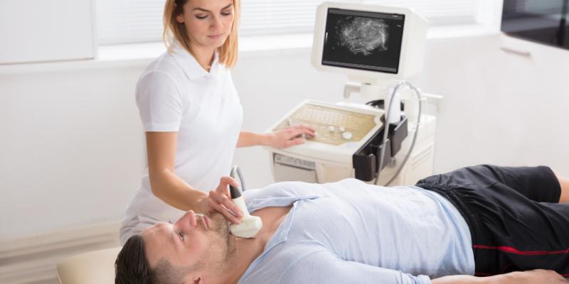 Cáncer de tiroides y la frecuencia de la ecografía tiroidea
