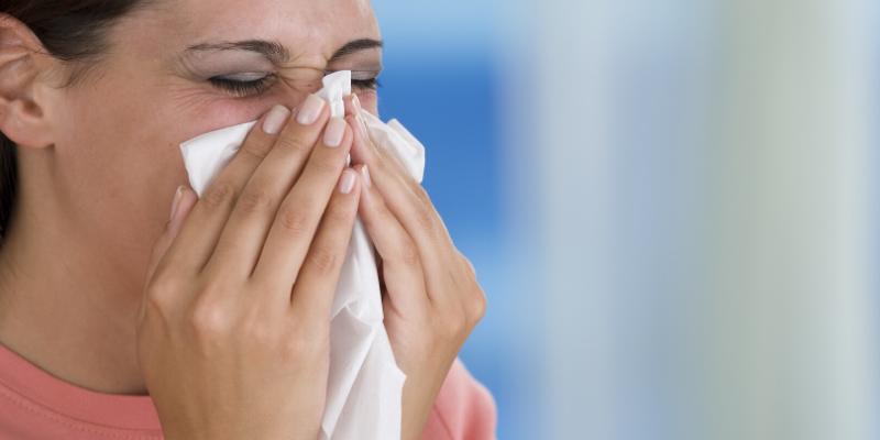 ¿Sabía que?: El estrés aumenta las alergias.