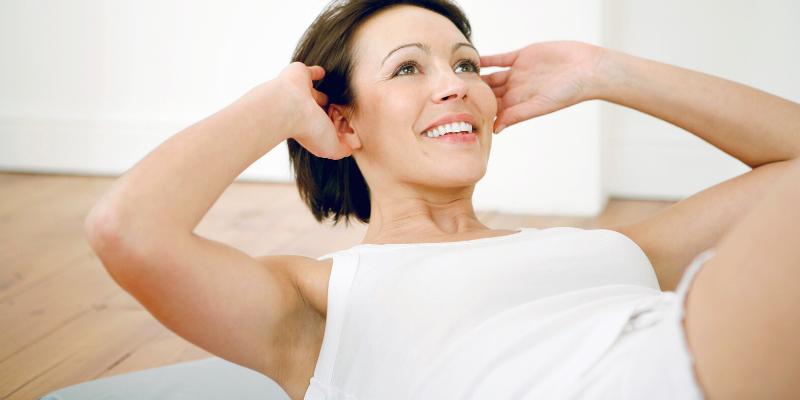 ¿Sabía que?: Los abdominales no ayudan a bajar la panza