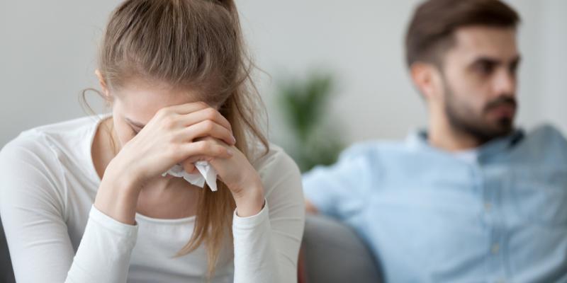 Consejo: Termine las relaciones que ya no funcionan.