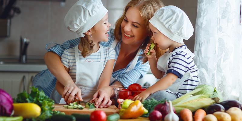 Cinco consejos para una alimentación saludable en 2021