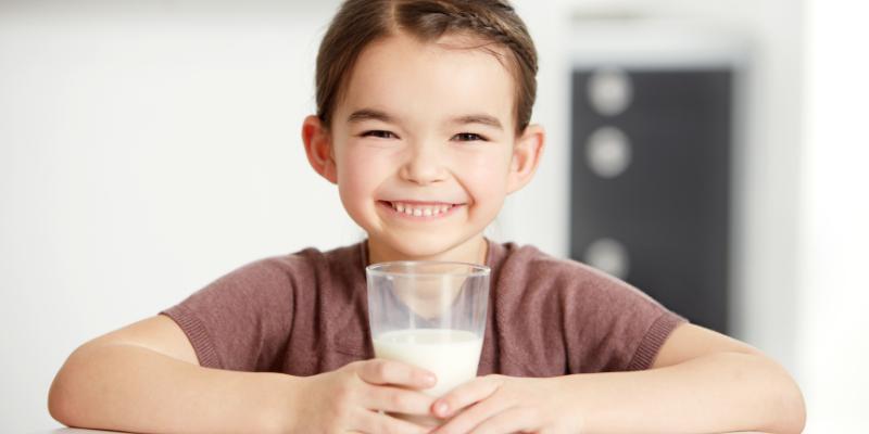 ¿Necesitan recibir vitaminas los niños?