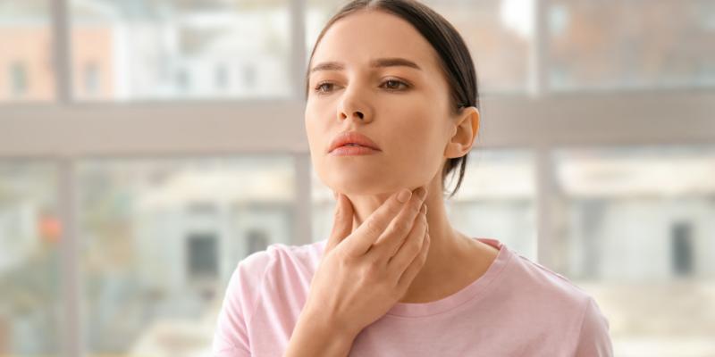 ¿Qué hacer si tiene un nódulo benigno de la tiroides?