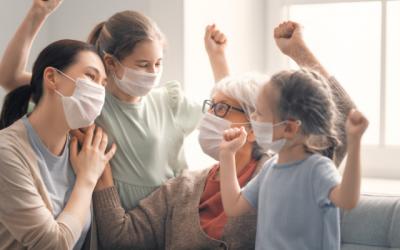 Consejos para los vacunados contra COVID