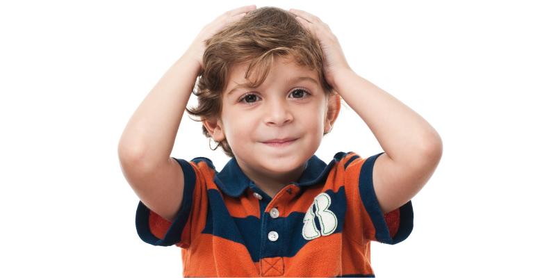 Consejos para cuando un niño se golpea la cabeza