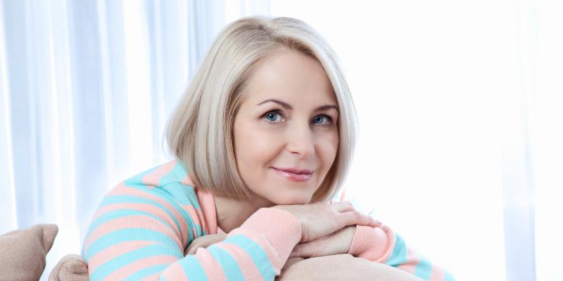 ¿Está en la menopausia y le vino su menstruación?