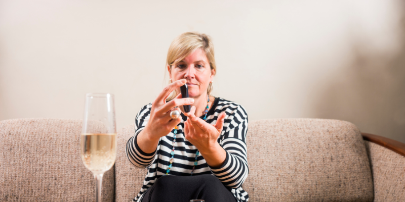 Diabetes: ¿Se puede beber alcohol?