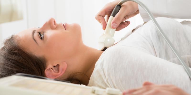 ¿Para qué sirve la ecografía de un nódulo de la tiroides?